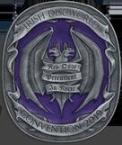 Irish Discworld Convention Logo
